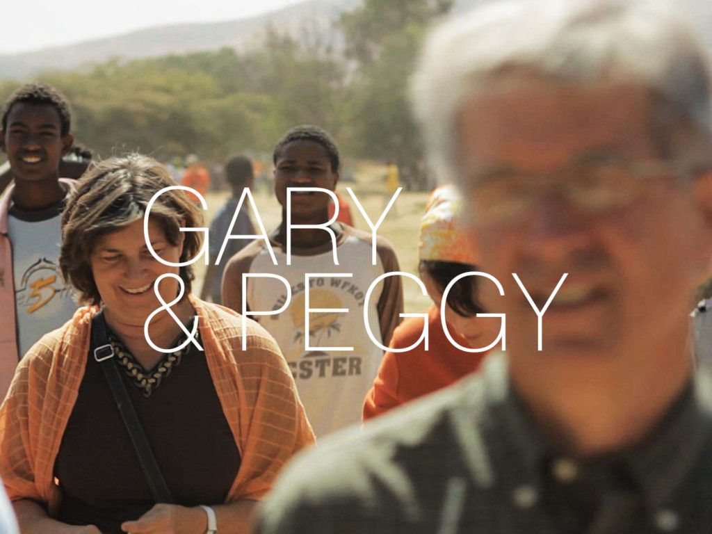 Gary & Peggy Film