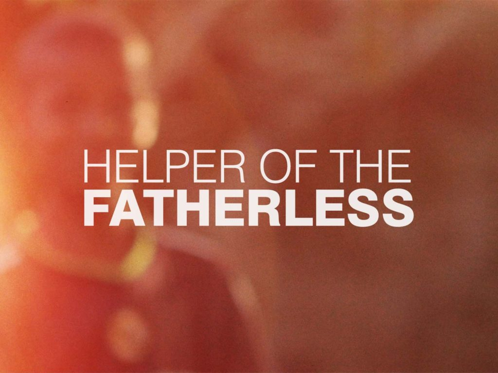 Helper of the Fatherless Film