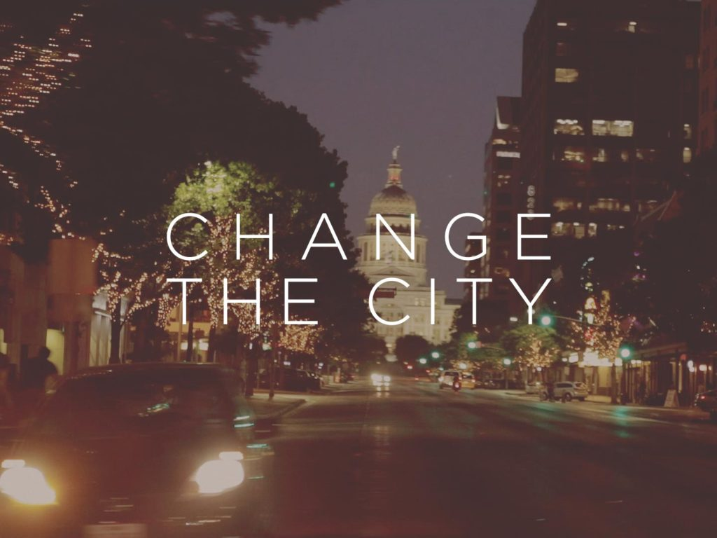 Change The City Film