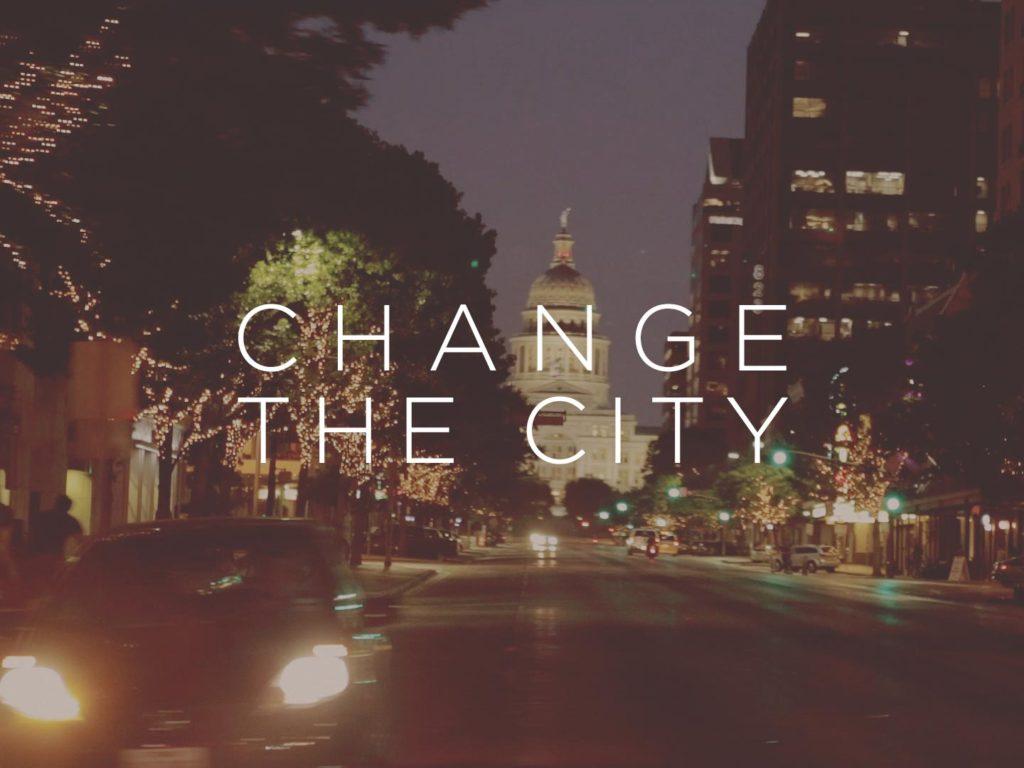 Change The City Film