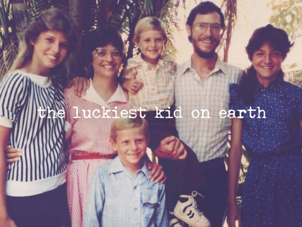 The Luckiest Kid on Earth Film