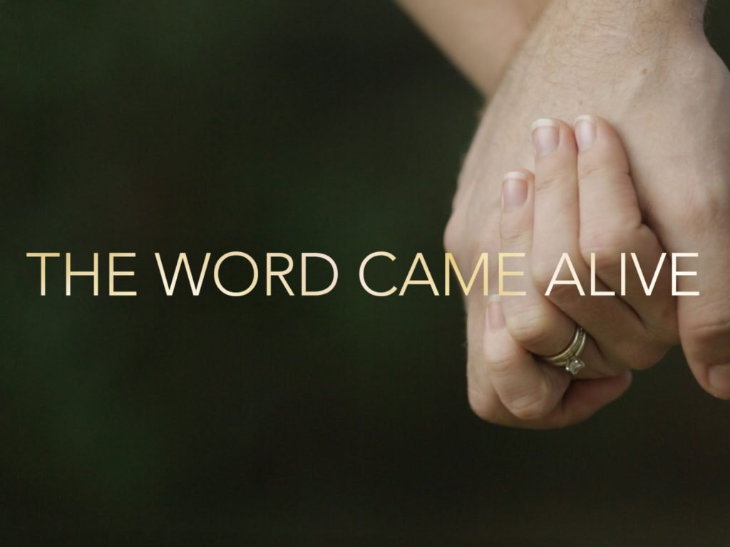 The Word Came Alive Film