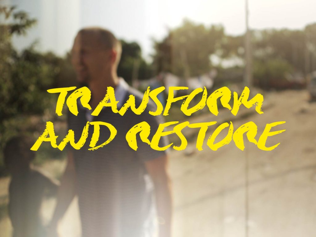Transform and Restore Film