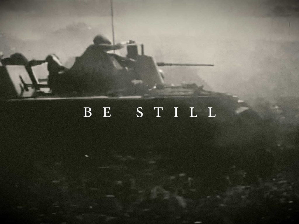Be Still Film
