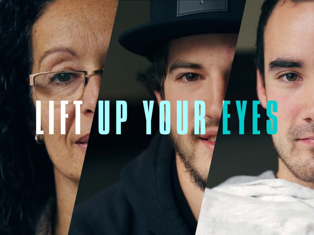 Lift Up Your Eyes Film